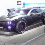 Chevrolet Camaro Turbo Coupe auf New Yorker Automesse 2013