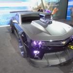 Chevrolet Camaro Turbo Coupe auf der New Yorker Auto Show 2013