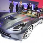 Chevrolet präsentiert in Genf das neue Corvette Stingray Cabrio