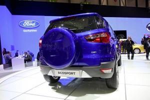 Ford präsentiert in Genf den neuen Ecosport