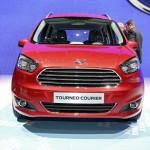 Ford Tourneo Courier auf der 2013-er Genfer Automesse