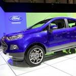 Vorstellung des Ford Ecosport auf dem Genfer Autosalon 2013