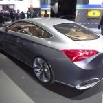 Hyundai HCD-14 Genesis auf der New Yorker Auto Show 2013