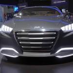 Hyundai HCD-14 Genesis auf der New York Auto Show 2013