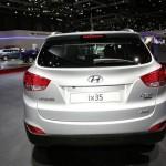Das Faaceliftmodell des Hyundai ix35