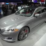 Jaguar XJR R-C auf der New York Auto Show 2013