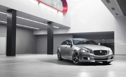 Dieser Jaguar XJR wird auf der New York Auto Show zu sehen sein