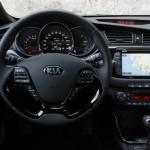 Das Cockpit des neuen Kia Pro Ceed