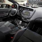 Das Cockpit des neuen Kia Pro Ceed GT