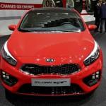 Kia Pro Ceed GT auf dem Genfer Automobilsalon 2013