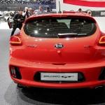 Kia Pro Ceed GT auf dem Genfer Autosalon 2013