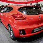 Kia Pro Ceed GT auf der Genfer Automobilmesse 2013