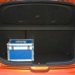 Der Kofferraum des Kia Pro Ceed