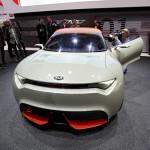 Kia Provo auf dem Genfer Autosalon 2013