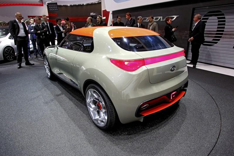 Kia Provo auf Autosalon Genf 2013