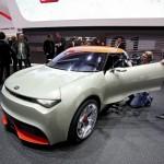 Kia Provo auf der Genfer Automobilmesse 2013