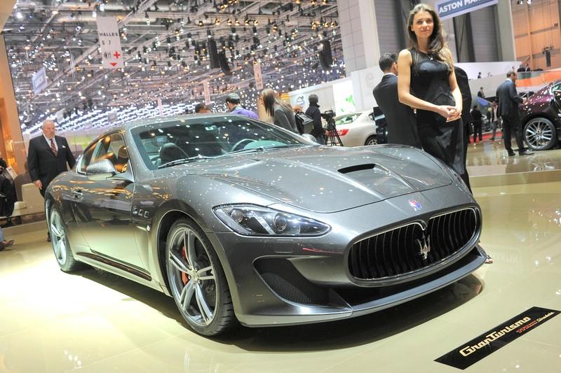 Maserati zeigt in Genf den neuen Gran Tourismo Stradale