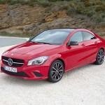 Mercedes-Benz CLA 250 Exterieur Bilder und Fotos