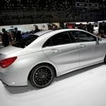 Mercedes-Benz CLA auf der 2013-er Genfer Automesse