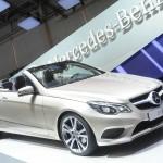 Mercedes-Benz E-Klasse Coupe Facelift auf der Genfer Automobilmesse 2013