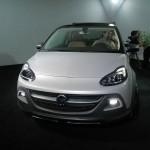 Opel Adam Studie Rocks in der Frontansicht