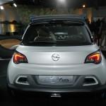 Opel Adam Rocks Concept in der Heckansicht