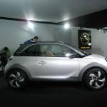 Opel Konzeptfahrzeug Adam Rocks in der Seitenansicht