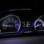 Die Rundinstrumente des Peugeot 208 XY