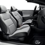Innenraum des Sondermodells Peugeot 308 CC Roland Garros
