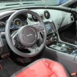 Das Cockpit des neuen Range Rover Sport
