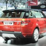 Range Rover Sport 2013 in der Heckansicht