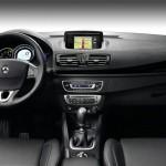 Das Armaturenbrett des Renault Megane Coupe-Cabriolet