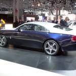 Rolls Royce Wraith auf New Yorker Automesse 2013