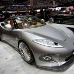Spyker B6 Venator in der Frontansicht - Genfer Auto-Salon 2013
