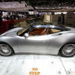 Spyker B6 Venator in der Seitenansicht - Genfer Automobilsalon 2013