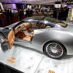 Spyker präsentiert in Genf das Konzeptfahrzeug B6 Venator