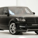 Range Rover Tuning vom Tuner Startech