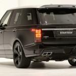 Getunter Range Rover vom Tuner Startech