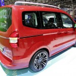 Ford Tourneo Courier auf der Messe in Genf