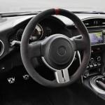 Das Cockpit des neuen Toyota GT86 Cup Edition