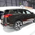 Toyota RAV4 Premium auf dem Genfer Autosalon 2013