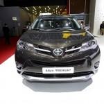 Toyota RAV4 Premium auf Autosalon Genf 2013