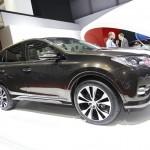 Toyota RAV4 Premium auf der Messe in Genf