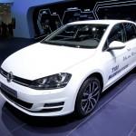 Exterieur Bilder vom VW Golf TGI Blue Motion in der Bildergalerie