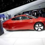 VW XL1: Alle Fotos aus Genf