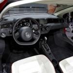 Das Interieur des neuen VW XL1