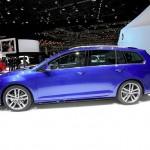 VW Golf Variant Concept R-Line auf der 2013-er Genfer Automesse
