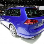 VW Golf Variant Concept R-Line auf dem Genfer Autosalon 2013