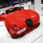 Wiesmann GT MF4-CS auf dem Genfer Autosalon 2013