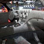 Der Innenraum des Wiesmann GT MF4-CS